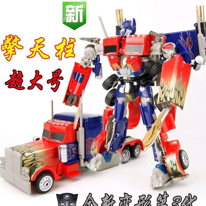 Transformers - Optimus Prime Automorph Remote Control Model - AmineMarket-Online shopping for the latest Products