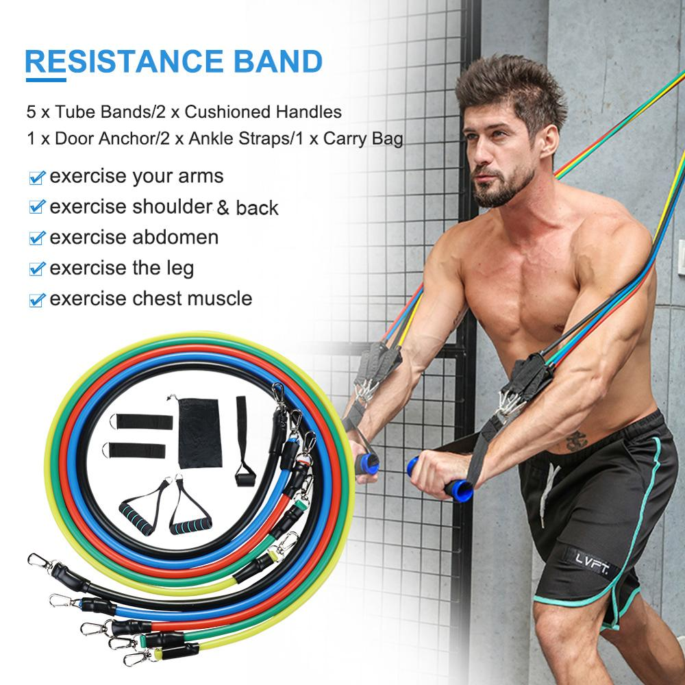 11pcs Ultimate Workout Set - AmineMarket-Online shopping for the latest Products