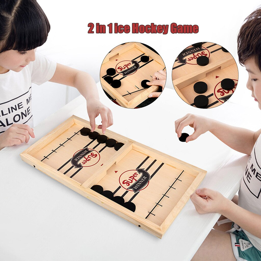 Family Game Table desktop battle ice hockey game - AmineMarket-Online shopping for the latest Products