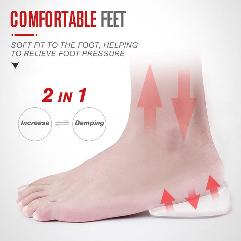 Inner heightening insole - AmineMarket-Online shopping for the latest Products