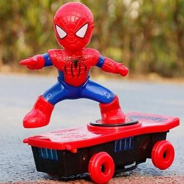 Innovative Super Heroes Scooter Toys - AmineMarket-Online shopping for the latest Products
