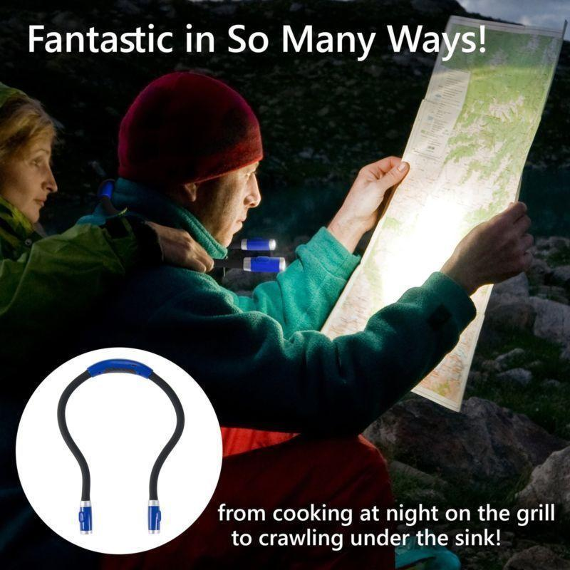 Hands-Free Portable Led Light - AmineMarket-Online shopping for the latest Products