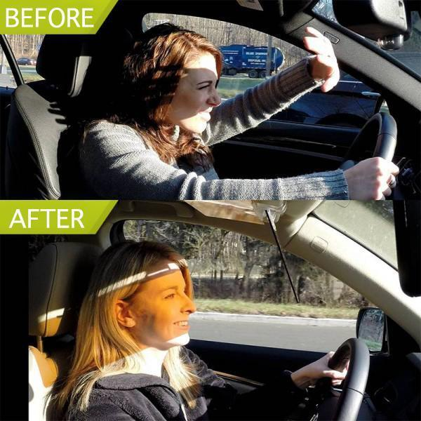 See Through Sun & Night Visor - AmineMarket-Online shopping for the latest Products