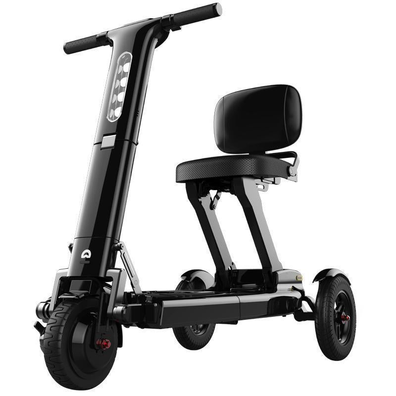 Ultra Lightweight Folding Mobility Scooter Free & Faster Shipping - AmineMarket-Online shopping for the latest Products