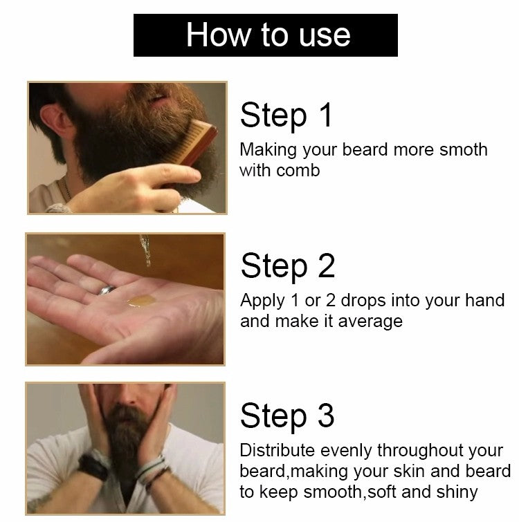 Best Beard Oil Growth & Conditioner Worthy of Your Beard - AmineMarket-Online shopping for the latest Products
