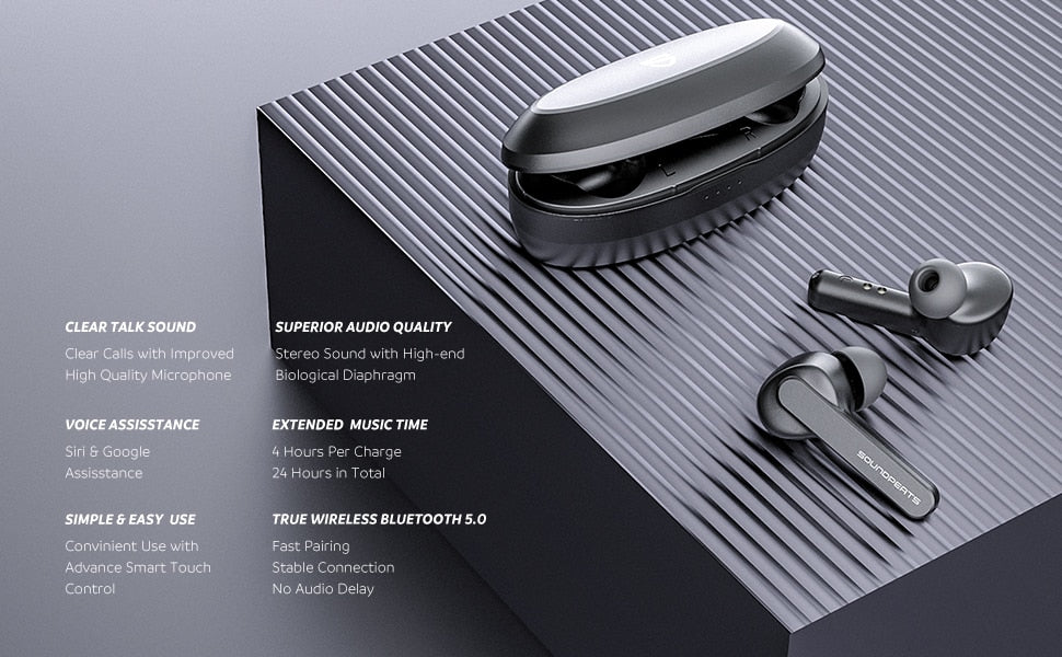 The Gold Standard of Wireless Earbuds - AmineMarket-Online shopping for the latest Products