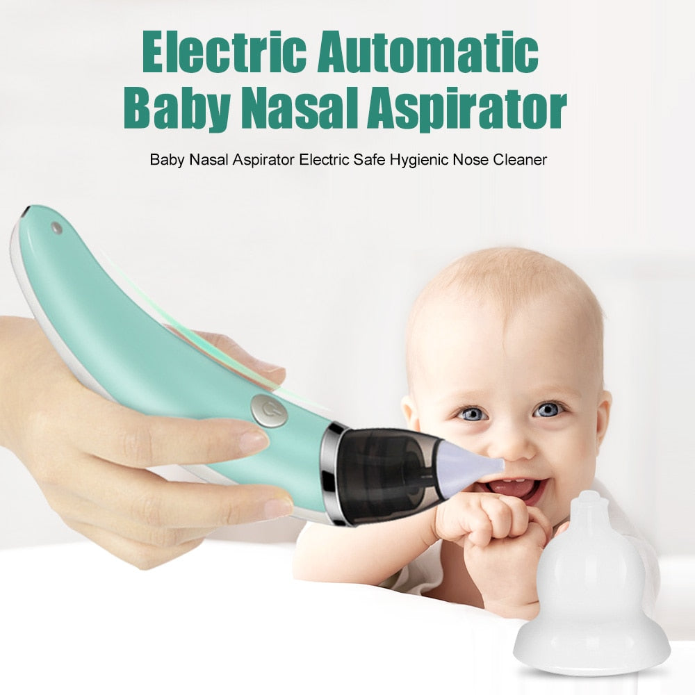 Baby Health Care Nasal Aspirator Electric - AmineMarket-Online shopping for the latest Products