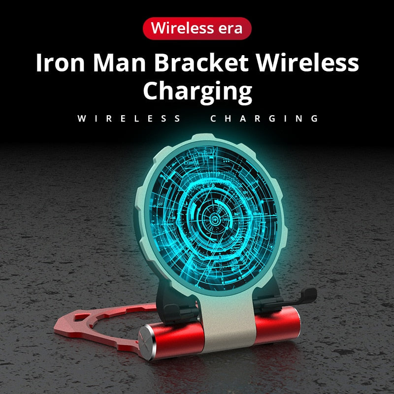 METAL WIRELESS CHARGER FOR ALL SMARTPHONE - AmineMarket-Online shopping for the latest Products