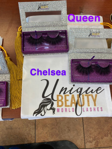 """Chelsea"" Mink Lashes"