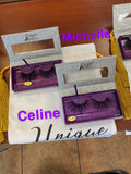 """Michelle"" Mink Lashes"