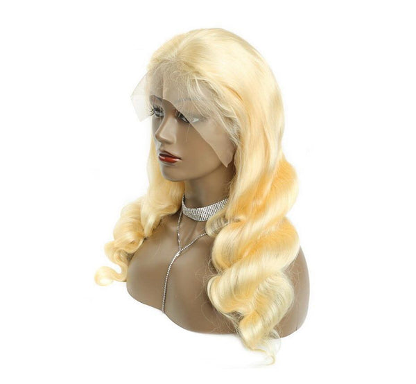 Blonde Body Wave Wig