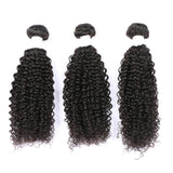 Natural Kinky Curly Bundle