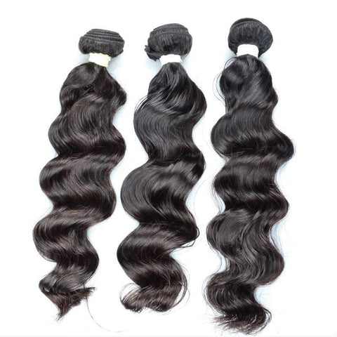 Exotic Wavy Bundles
