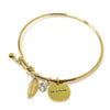 Be Brave (Bangle, Gold)