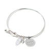 Fierce (Bangle, Silver)