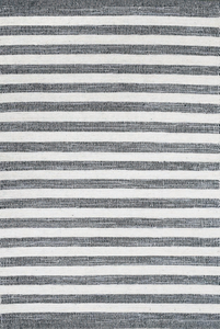 Samples - Lion Skin Stripe IC-15080 - 1.80m x 1.20m  - Black