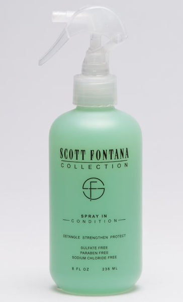 Scott Fontana - SPRAY IN CONDITION