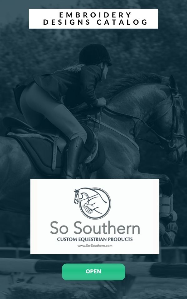 Embroidery and Monograming Options - So Southern