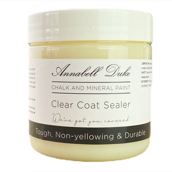 Annabell Duke Clear Coat Sealer