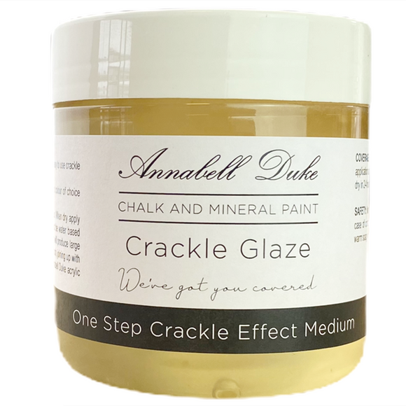 Annabell Duke Crackle Glaze
