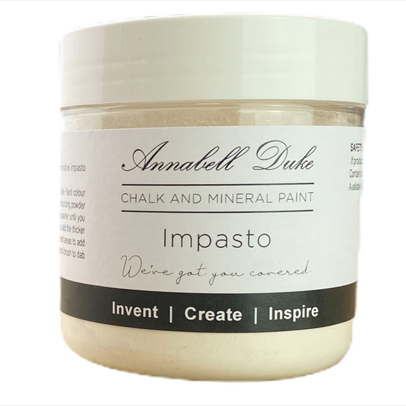 Annabell Duke Impasto (Salt Wash)