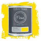 Fleur Chalky Look F40 Primary Yellow - 0.75L
