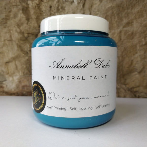 Annabell Duke Modern Finish Mineral Paint - Teal (Limited Edition)