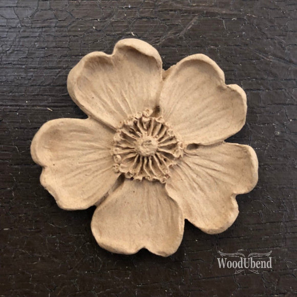 WoodUBend 1479 - Flower