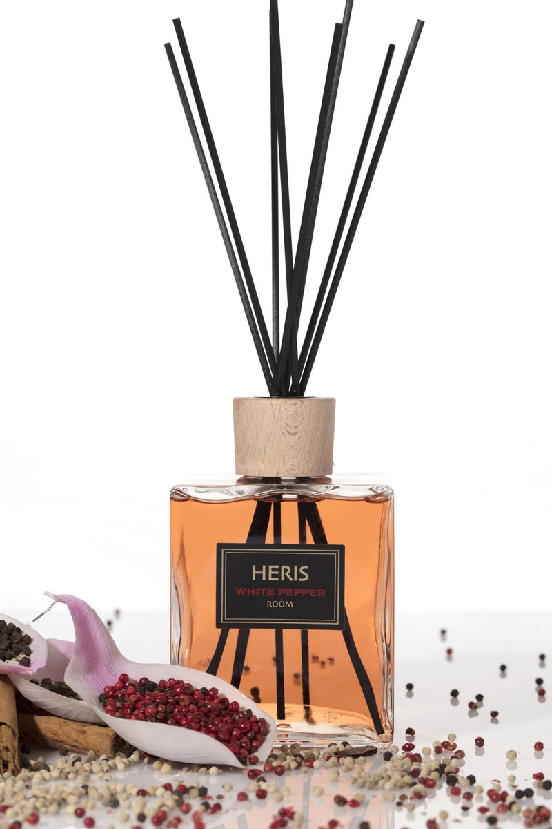 Profumatore Ambiente HERIS ROOM WHITE PEPPER 1L Heris scent