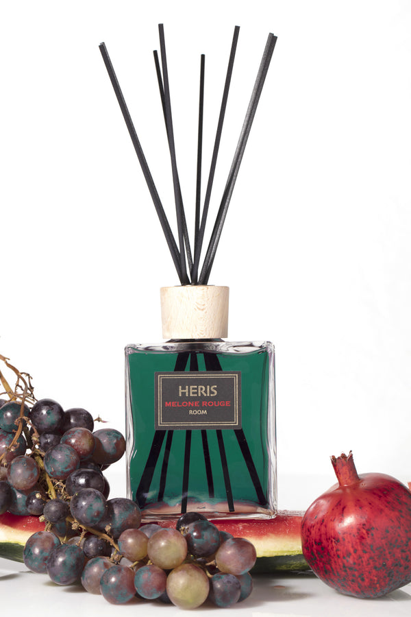 Profumatore Ambiente HERIS ROOM MELONE ROUGE 1L SCENT