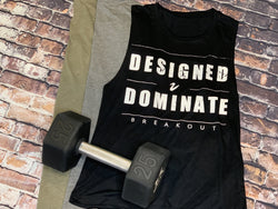 DESIGNED TO DOMINATE Womens' Tank