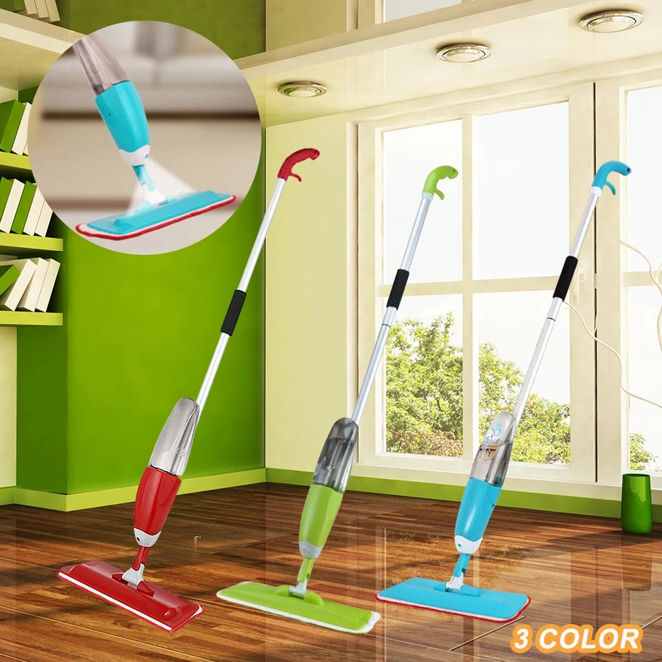 Microfiber™ Spray Mop