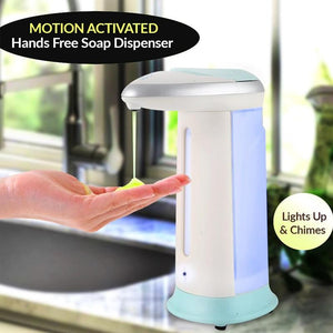 Automatic Hands-Free Soap Dispenser  (Touchless Sensor)