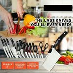 Bladz™ All in One Knife Sets