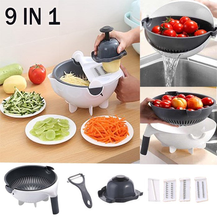 9 in 1 Multifunctional Vegi Basket