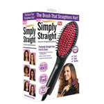 Simply Straight™ Ceramic Hair Brush