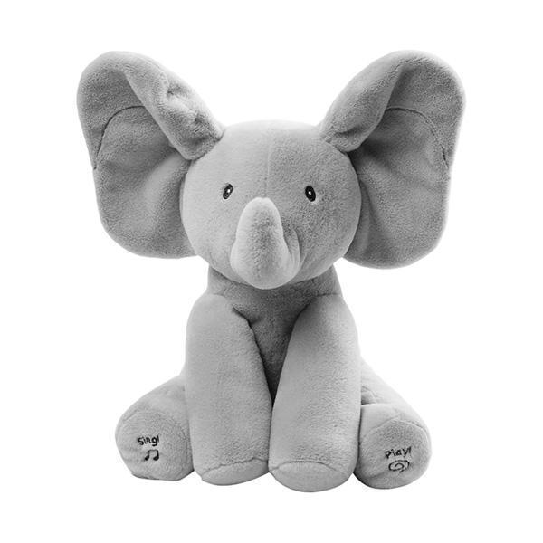 Flappy the Elephant - The Best Peek A Boo Plush! - Pro Toddlers