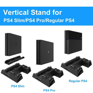 PS4 Cooling Stand™️  PS4 / PS4 Slim / PS4 Pro Cooling Stand (50% OFF)