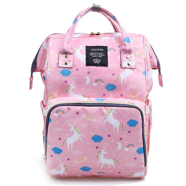 Diaper Bag Backpack For Moms - Pro Toddlers
