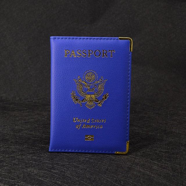 USA Passport Cover - Pro Toddlers