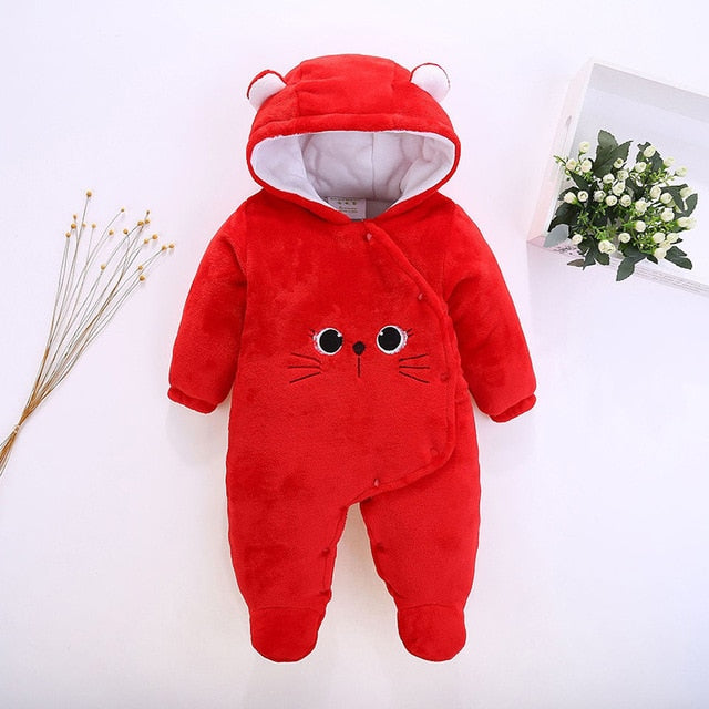 Cute Winter Overall - Pro Toddlers