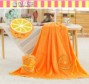 Brand Blanket Creative Fruite - Pro Toddlers