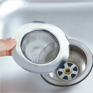 Kitchen Mesh Strainer Plug