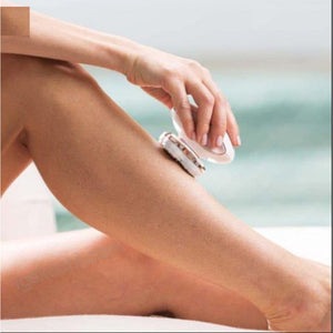 Flaw Touch™ Legs Rechargeable Hair Remover (FREE Facial Hair Remover)