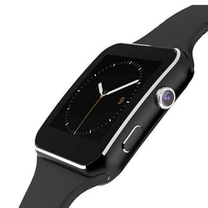 Protech Black Smart Watch