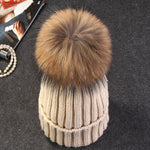 Pom Poms Winter Hat - Pro Toddlers