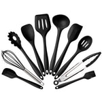 Silicone Non-stick Cooking Utensils Set