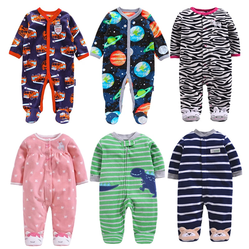 Pajamas Long Sleeved - Pro Toddlers