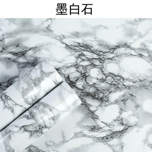 PVC Marble Wall Sticker