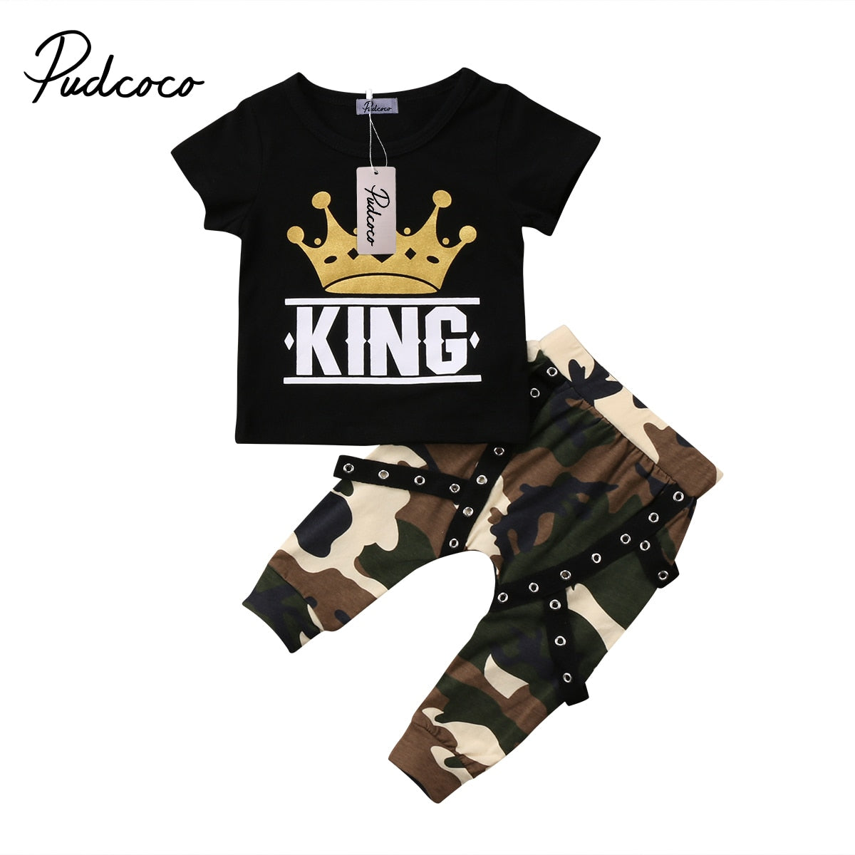 King T Shirt - Pro Toddlers